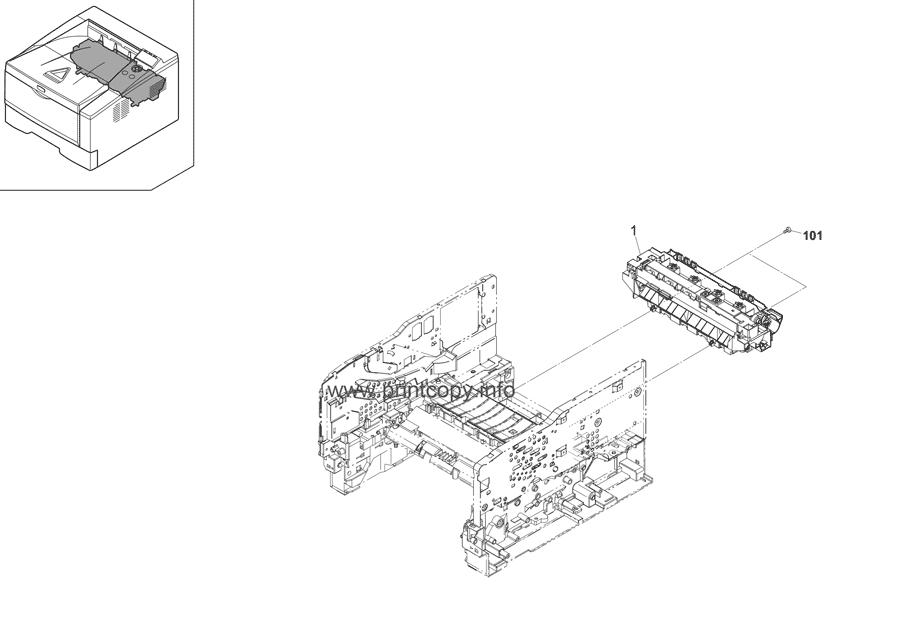 Parts Catalog > Kyocera > ECOSYS P2135dn > page 8