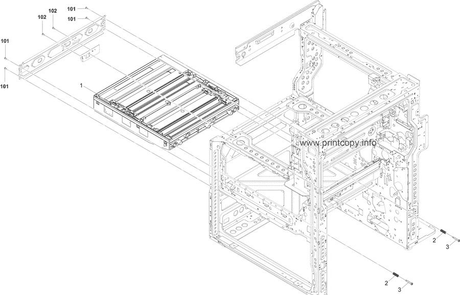 Parts Catalog > Kyocera > TASKalfa 2552ci > page 26