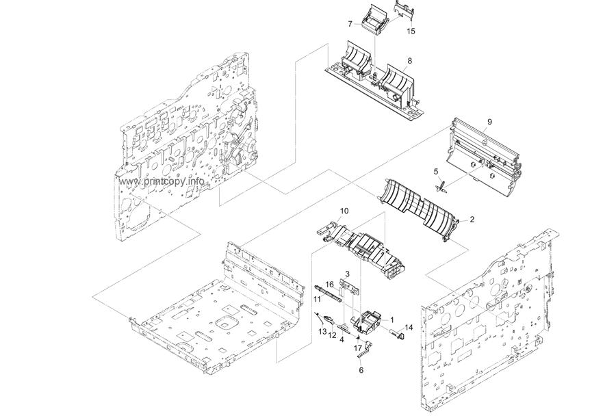 Parts Catalog > Kyocera > TASKalfa 265ci > page 3