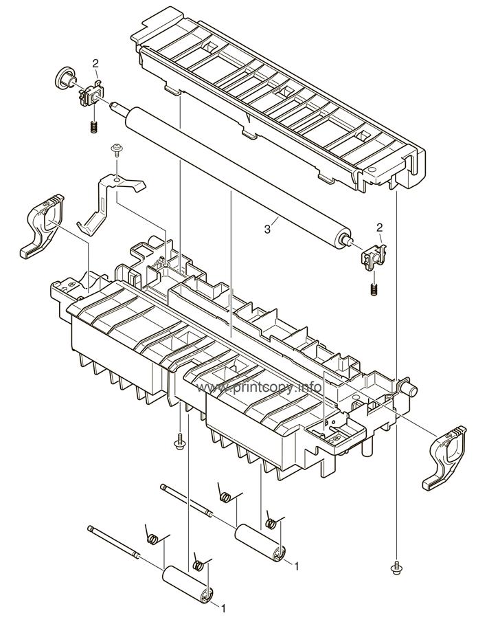 Parts Catalog > OKI > B431 > page 7