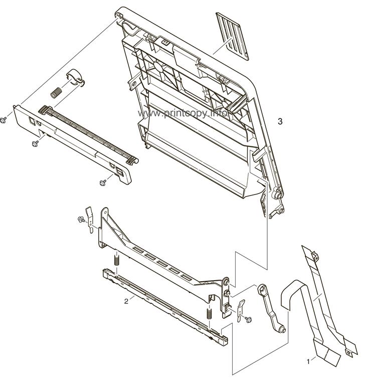 Parts Catalog > OKI > B431 > page 11