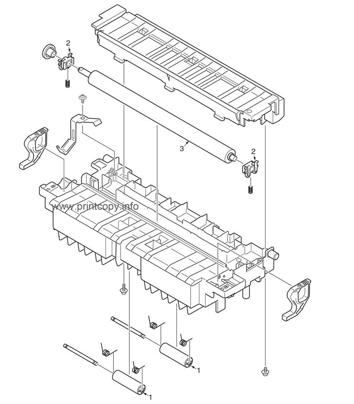 Parts Catalog > OKI > B432dn > page 7