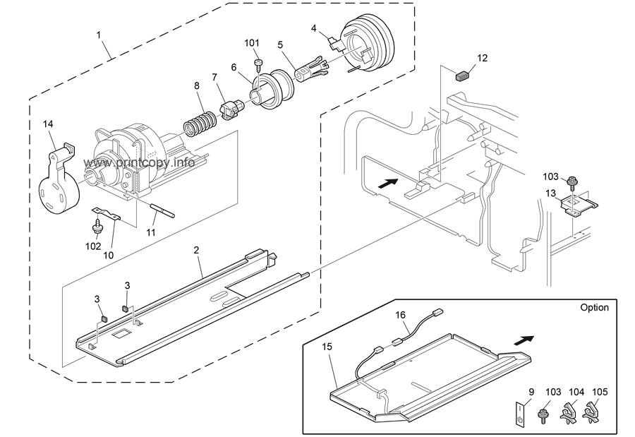 Parts Catalog > Ricoh > MP4002 > page 26