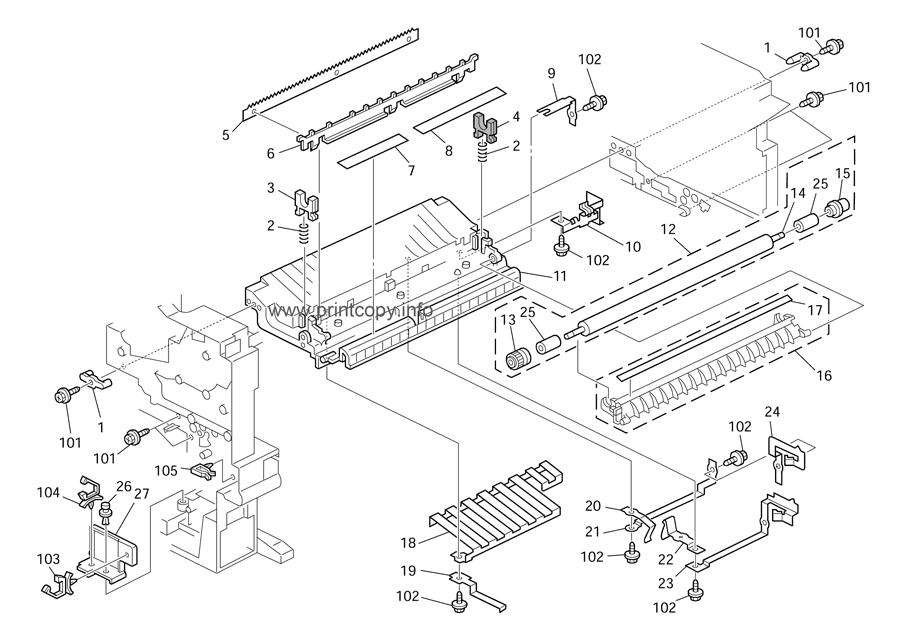كتالوج Aficio Sp 4210N : Reset Toner Chip 402809 for Ricoh