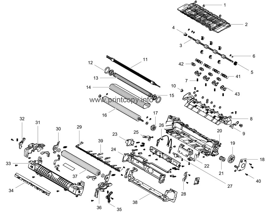 Parts Catalog > Samsung > CLP775ND > page 12