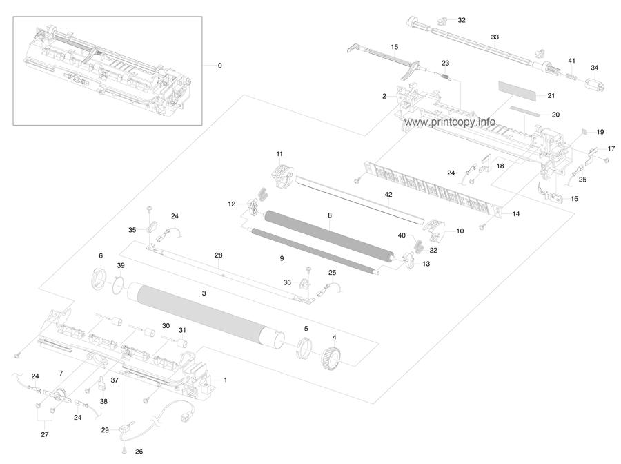 Parts Catalog > Samsung > CLX3160FN > page 23