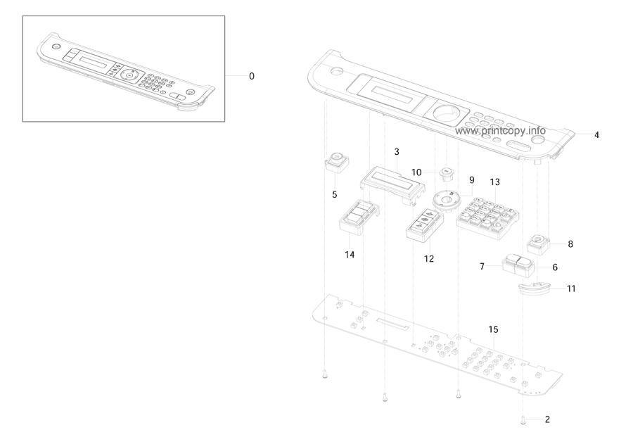 Parts Catalog > Samsung > CLX3185FW > page 11