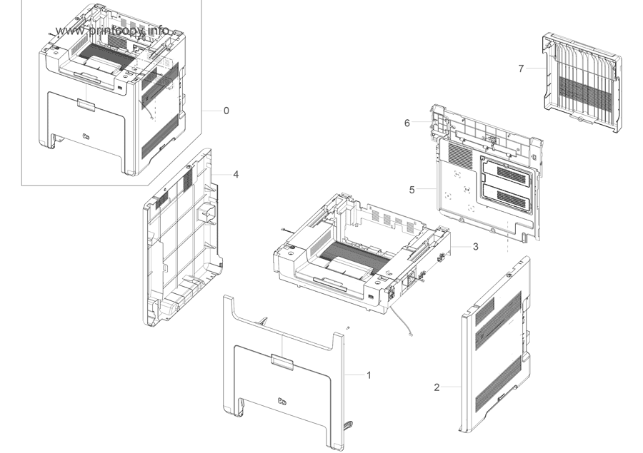 Parts Catalog > Samsung > CLX6220FX > page 2