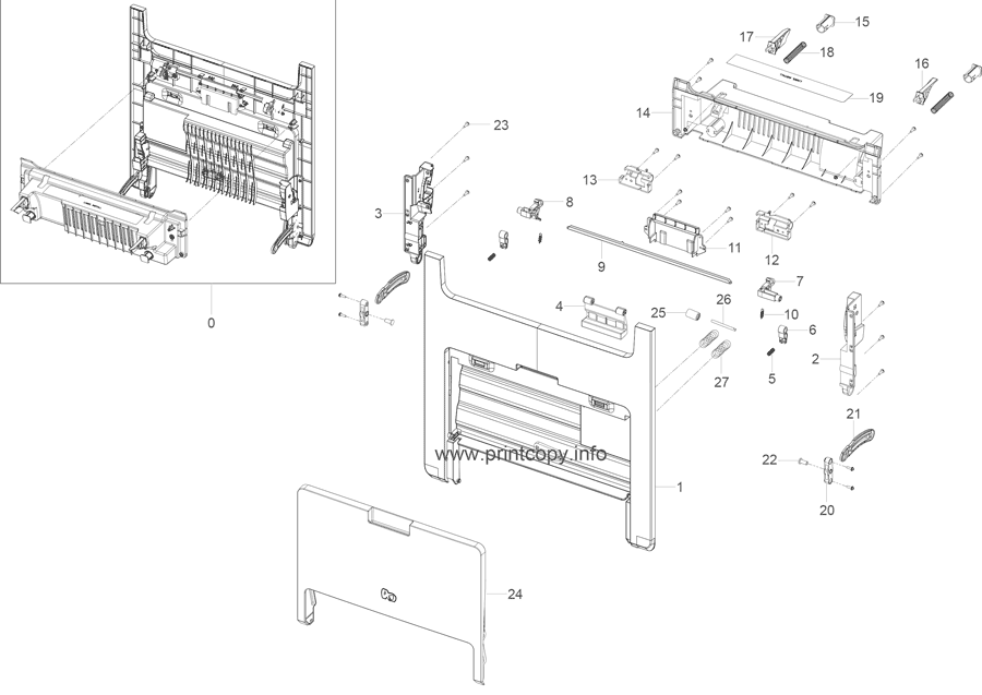Parts Catalog > Samsung > CLX6220FX > page 3