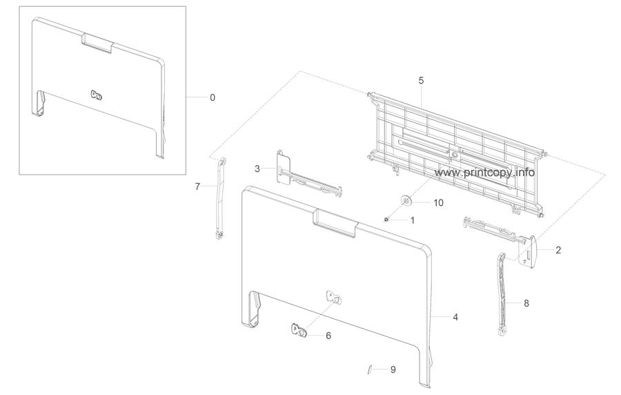 Parts Catalog > Samsung > CLX6220FX > page 4