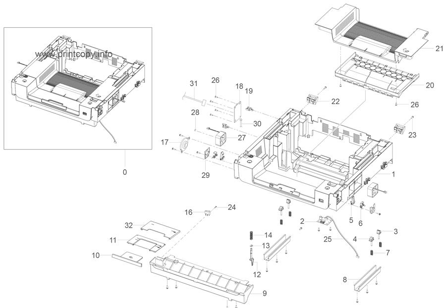 Parts Catalog > Samsung > CLX6220FX > page 5