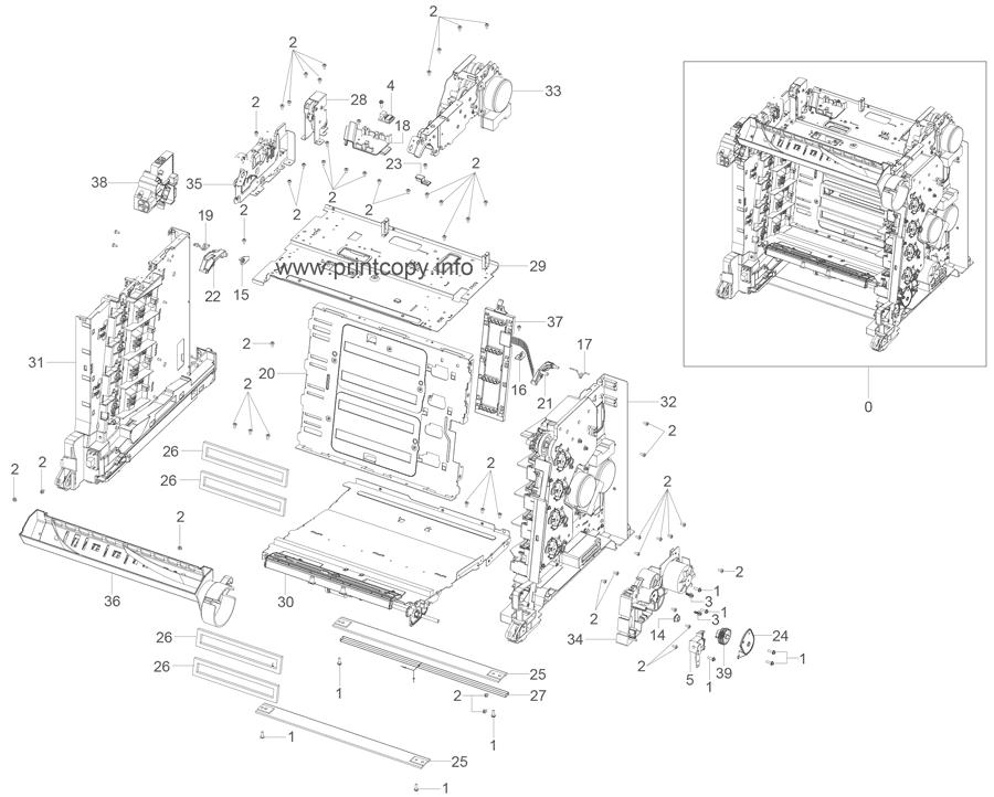 Parts Catalog > Samsung > CLX6220FX > page 7