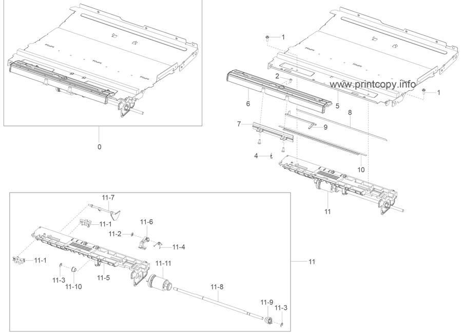 Parts Catalog > Samsung > CLX6220FX > page 8