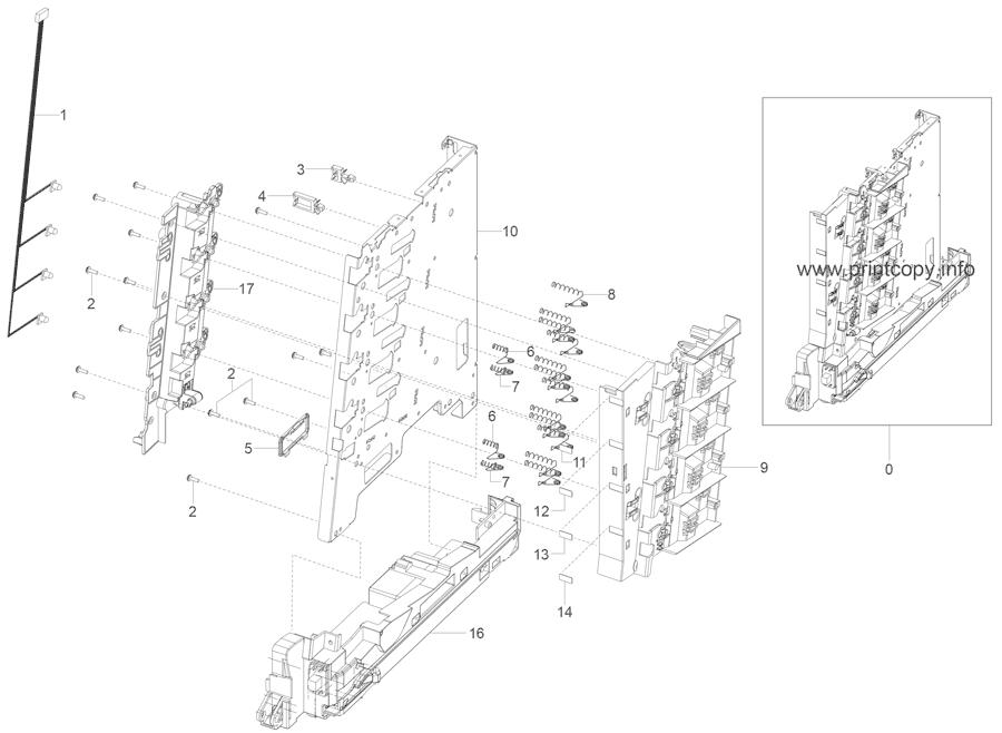 Parts Catalog > Samsung > CLX6220FX > page 9
