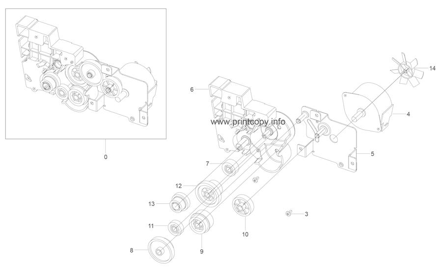 Parts Catalog > Samsung > CLX6250FX > page 12