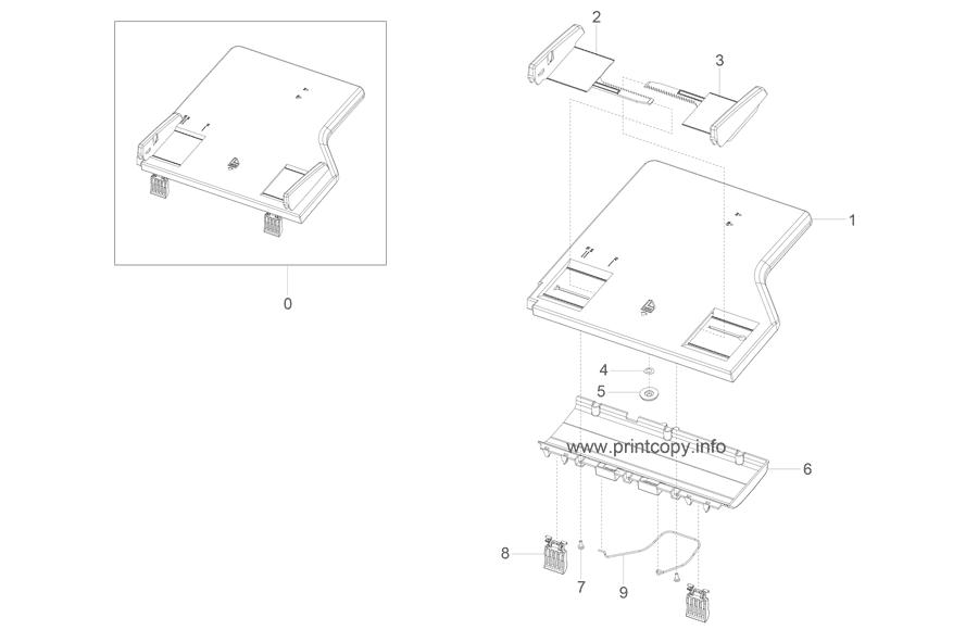 Parts Catalog > Samsung > CLX6220FX > page 22