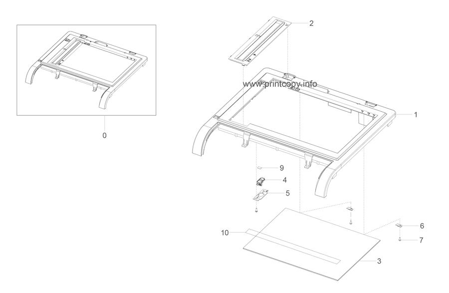 Parts Catalog > Samsung > CLX6220FX > page 27