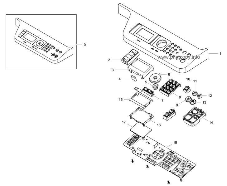 Parts Catalog > Samsung > CLX6260FD > page 6