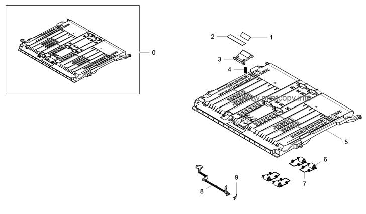 Parts Catalog > Samsung > CLX6260FW > page 19