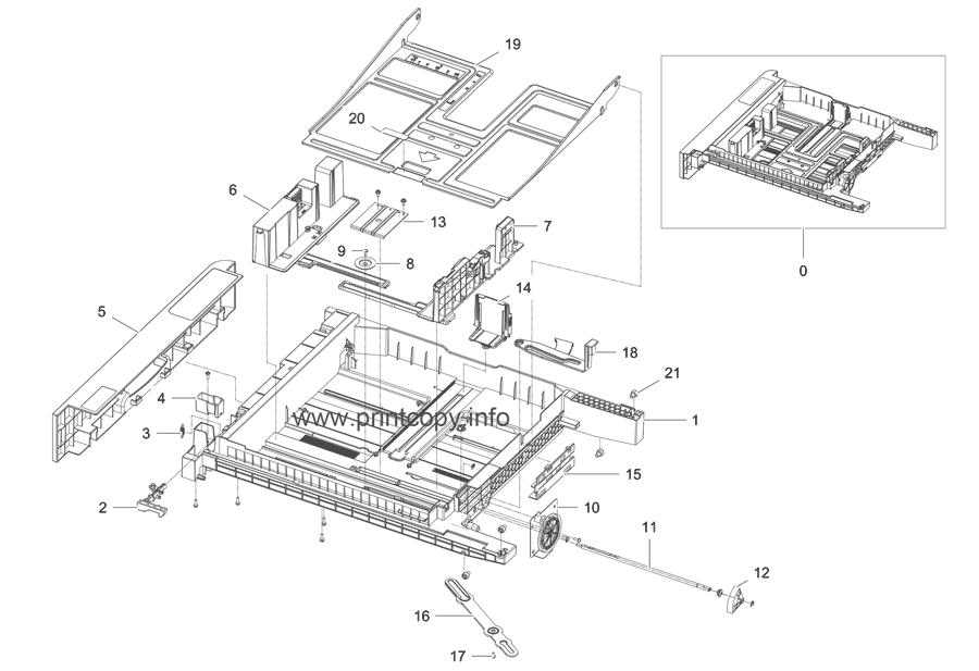 Parts Catalog > Samsung > CLX9251NA > page 3