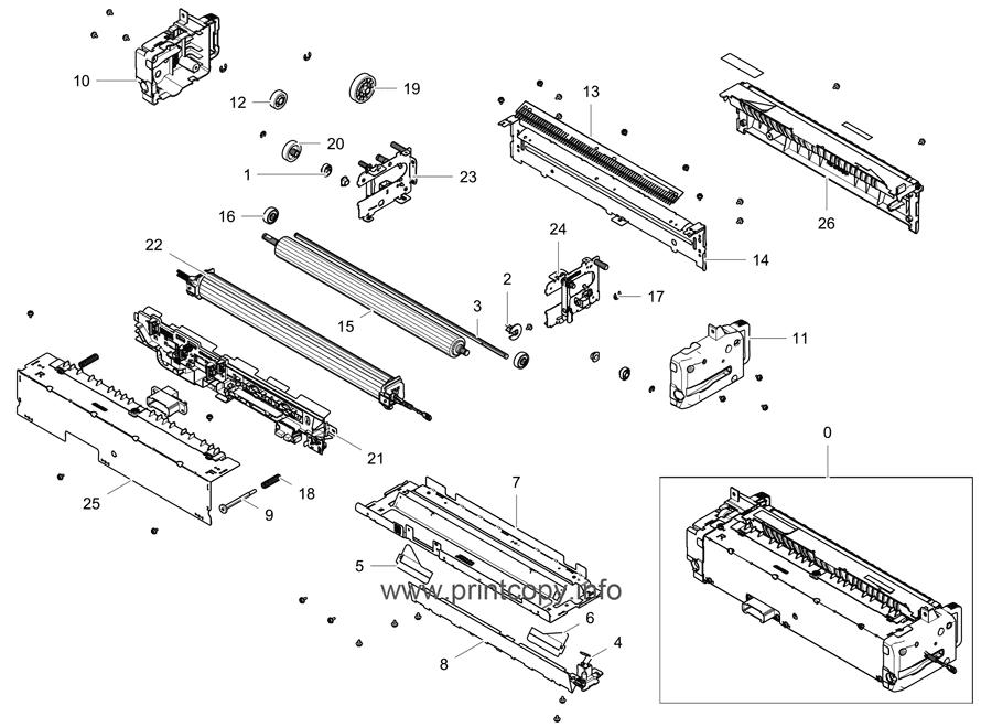 Parts Catalog > Samsung > CLX9201NA > page 5