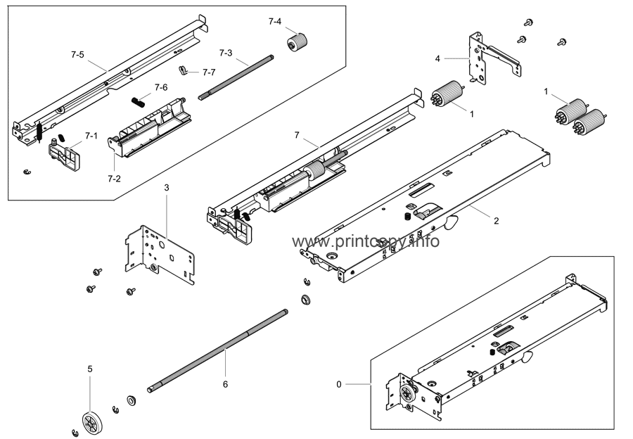 Parts Catalog > Samsung > CLX9201NA > page 12