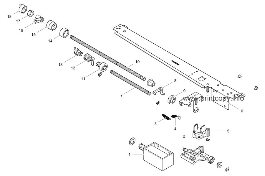 Parts Catalog > Samsung > CLX9301NA > page 19