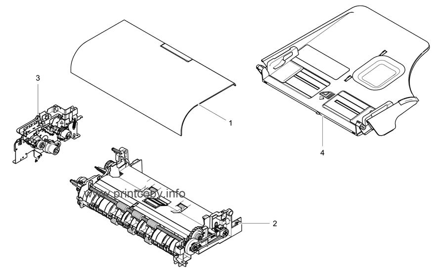 Parts Catalog > Samsung > CLX9301NA > page 24