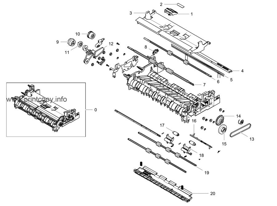 Parts Catalog > Samsung > CLX9301NA > page 26