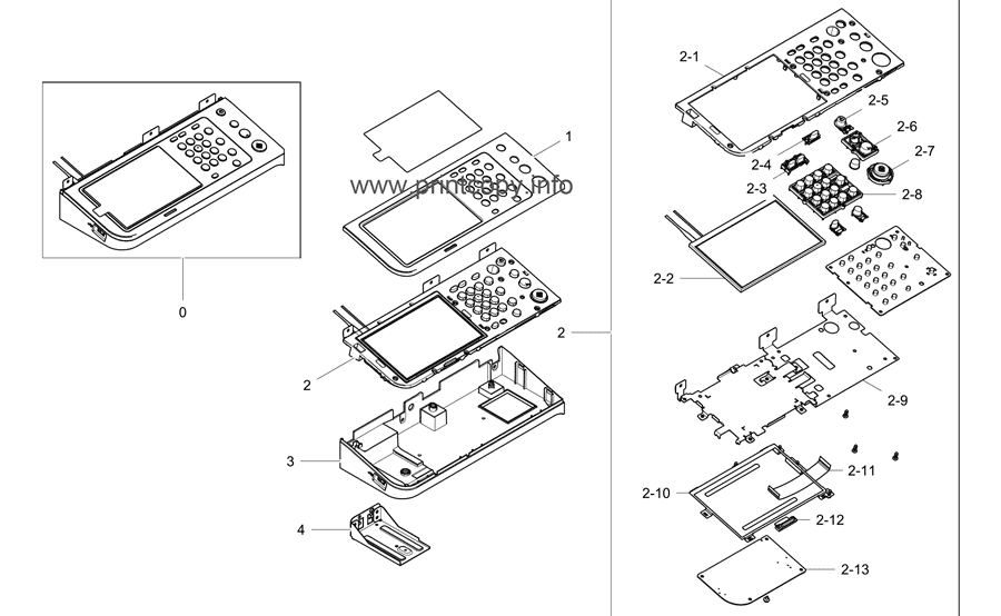 Parts Catalog > Samsung > CLX9251ND > page 30