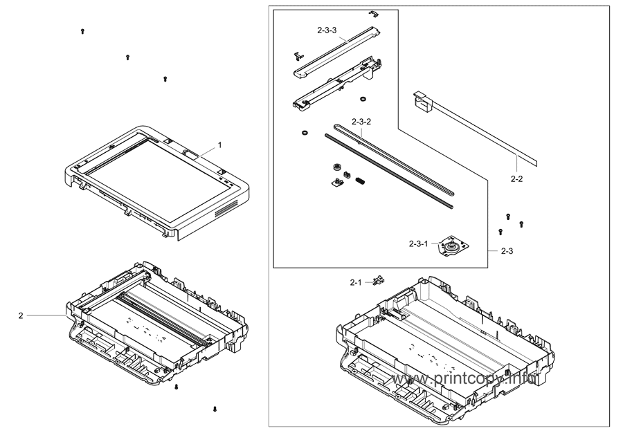 Parts Catalog > Samsung > Xpress M2070W > page 4