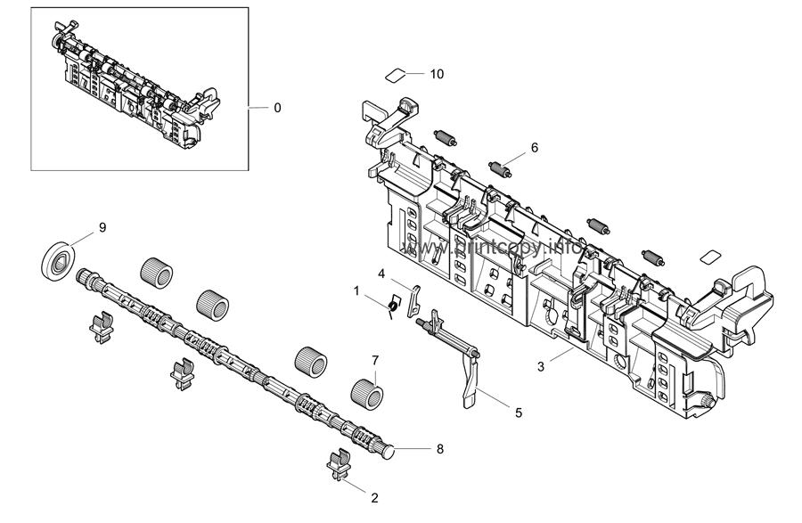 Parts Catalog > Samsung > ProXpress M4070FR > page 4