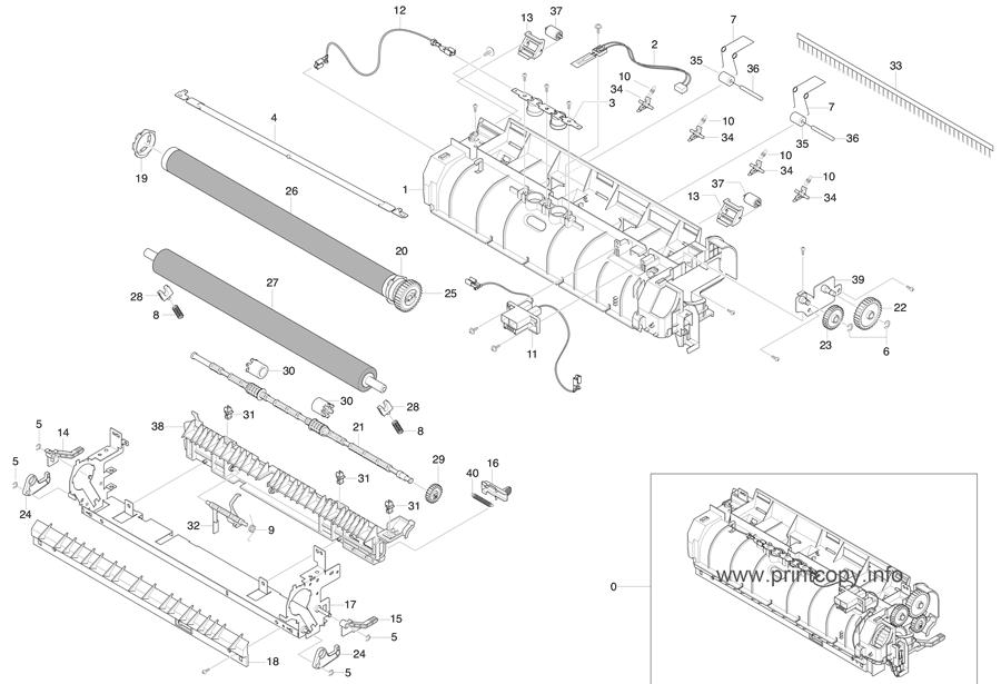 Parts Catalog > Samsung > ML3050 > page 11