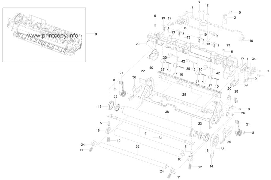 Parts Catalog > Samsung > ML3710ND > page 10