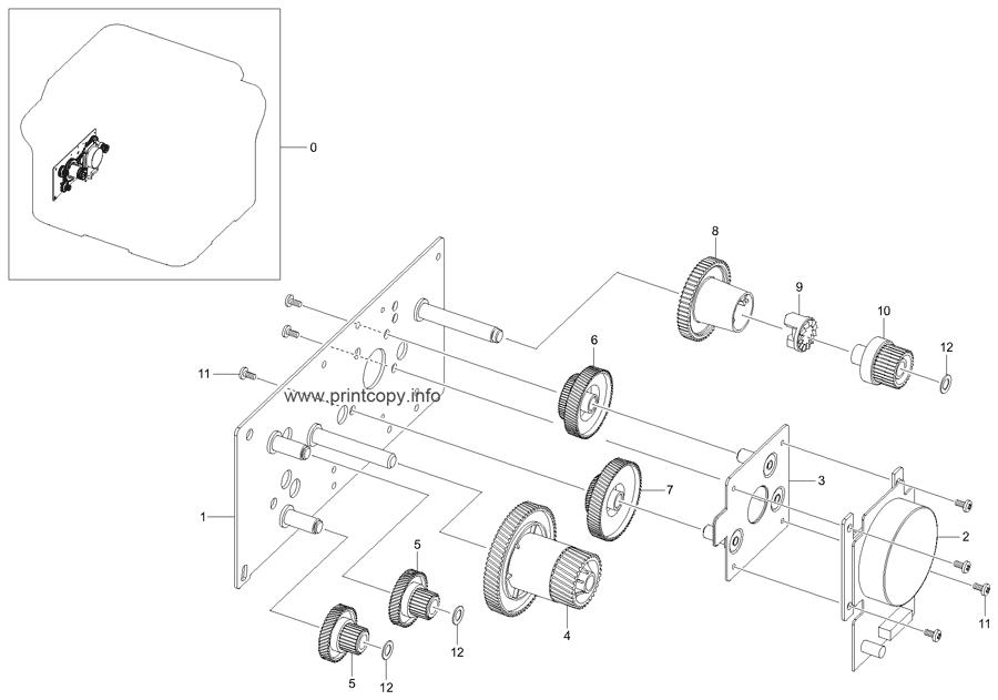 Parts Catalog > Samsung > SCX4623FW > page 8