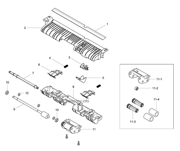 Parts Catalog > Samsung > SCX4729HD > page 10