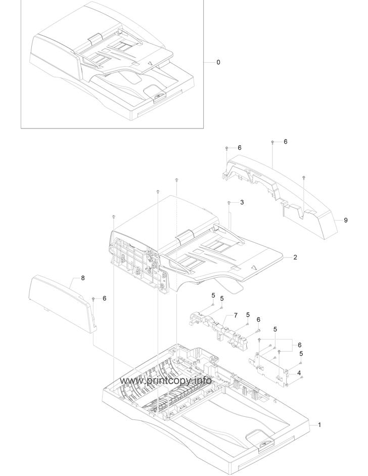 Parts Catalog > Samsung > SCX6555N > page 16