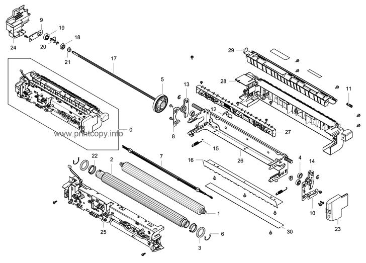 Parts Catalog > Samsung > SCX8128NA > page 5