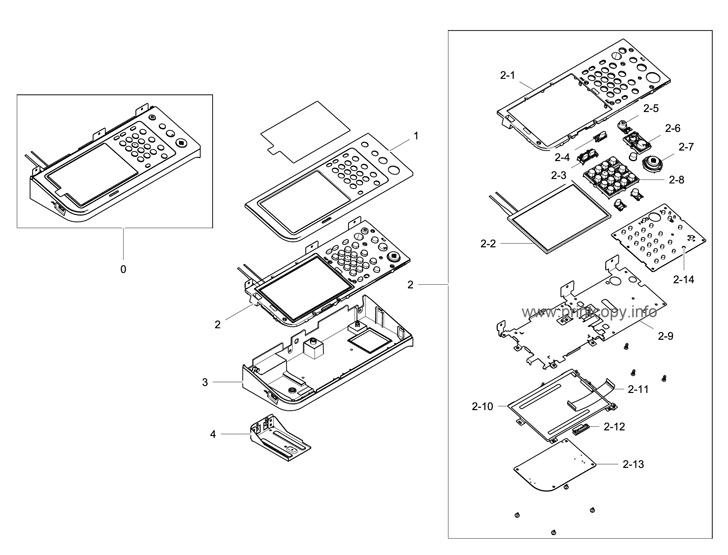 Parts Catalog > Samsung > SCX8123NA > page 28