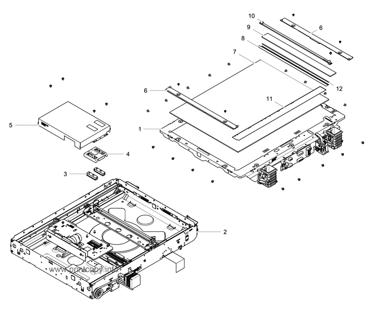 Parts Catalog > Samsung > SCX8123ND > page 29