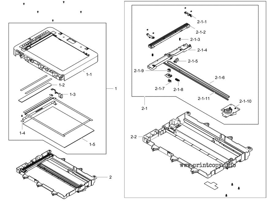 Parts Catalog > Samsung > Xpress C1860FW > page 8