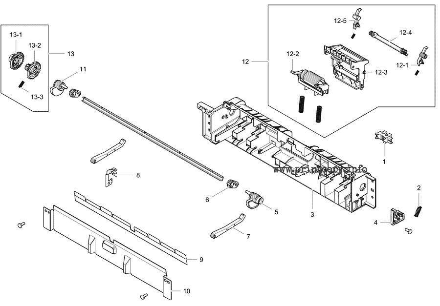 Parts Catalog > Samsung > Xpress C1860FW > page 16