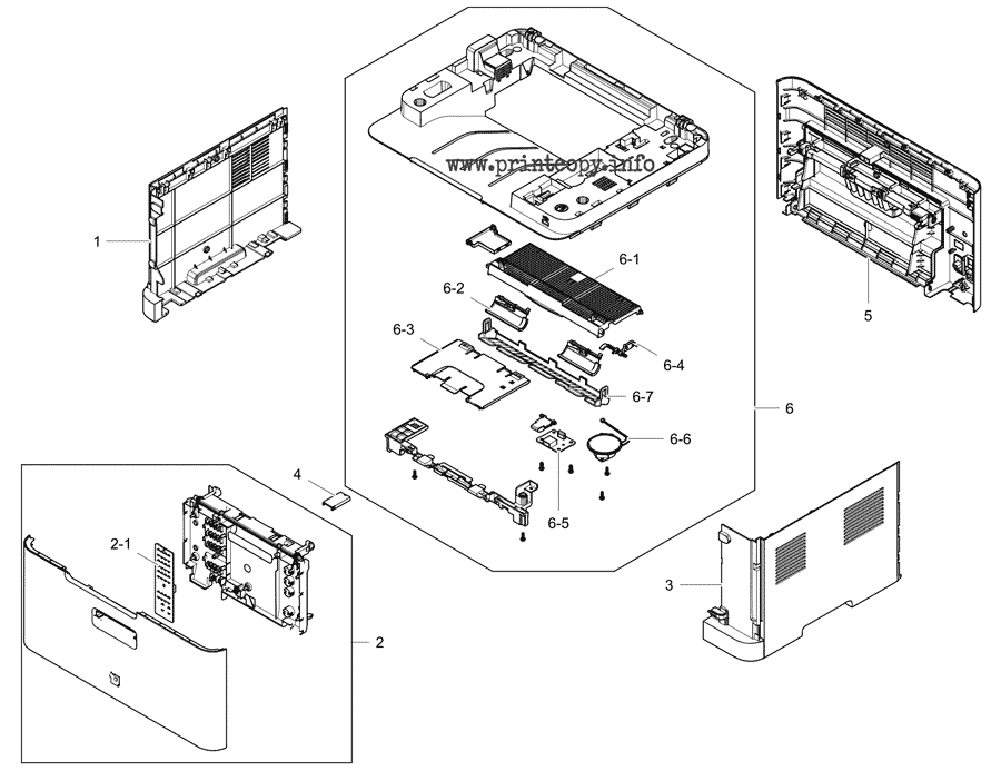 Parts Catalog > Samsung > Xpress C480W > page 2