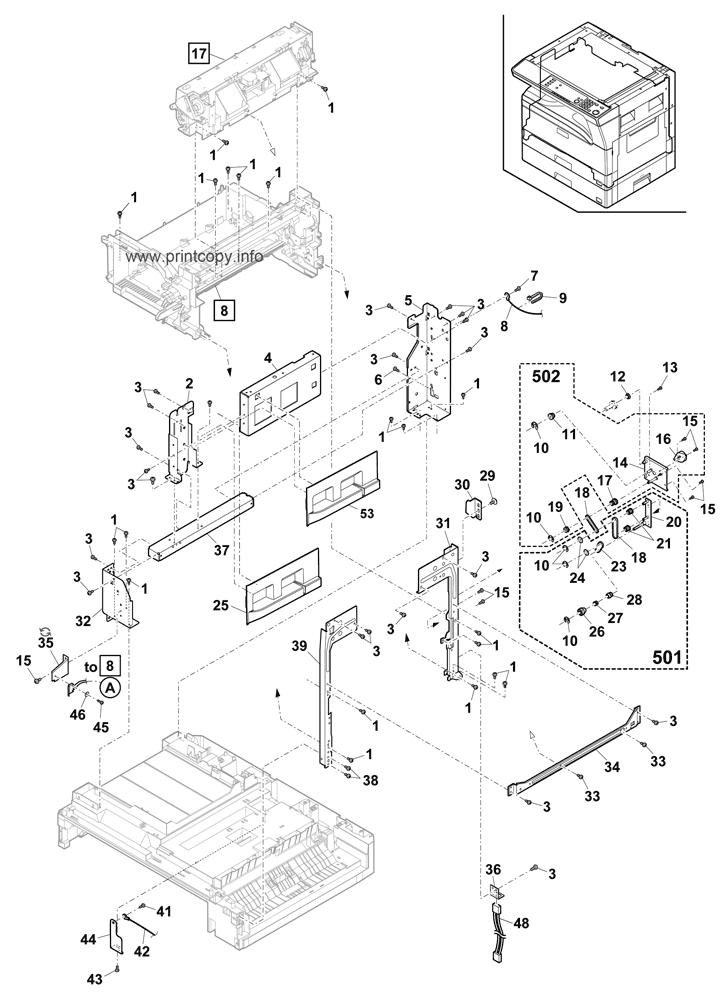Parts Catalog > Sharp > MXM232D > page 14