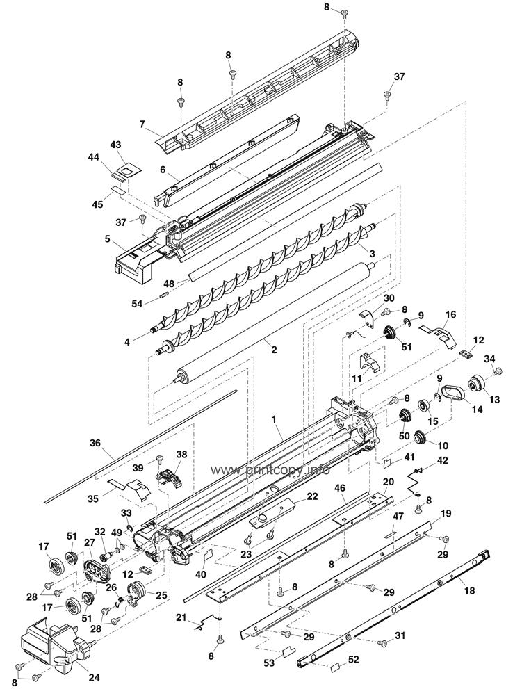 Parts Catalog > Sharp > MXM266N > page 20