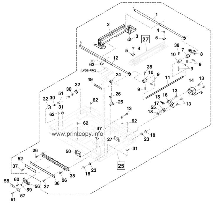 Parts Catalog > Sharp > MXM564N > page 26