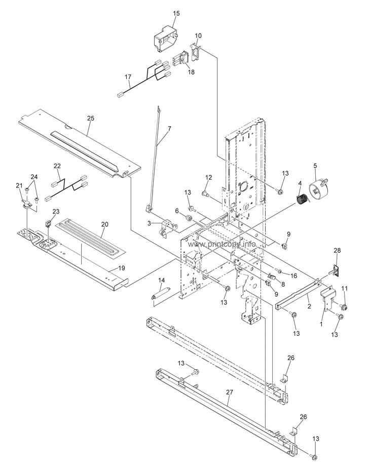 Parts Catalog > Toshiba > e-Studio 255 > page 5
