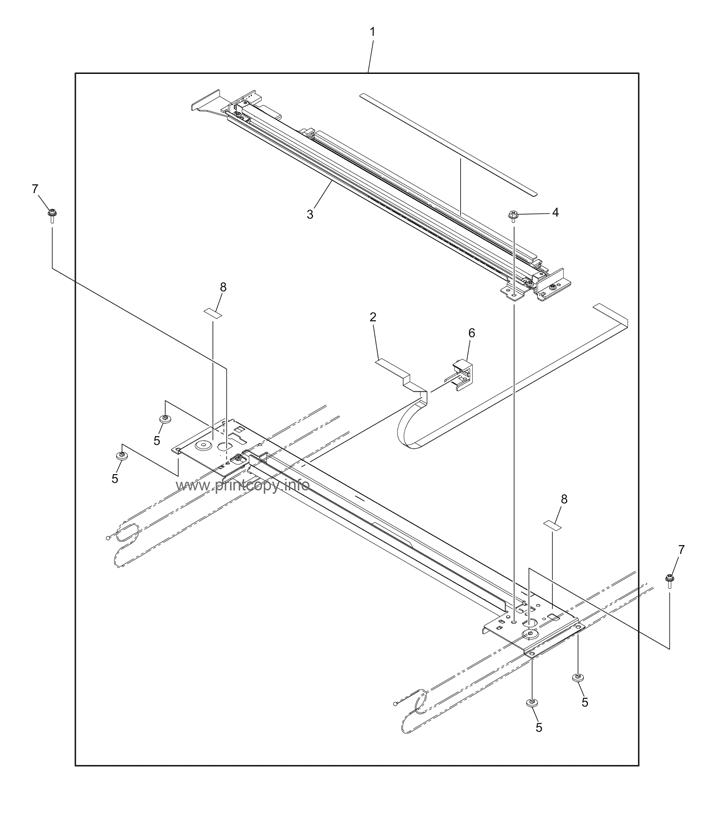 Parts Catalog > Toshiba > e-Studio 3555c > page 11