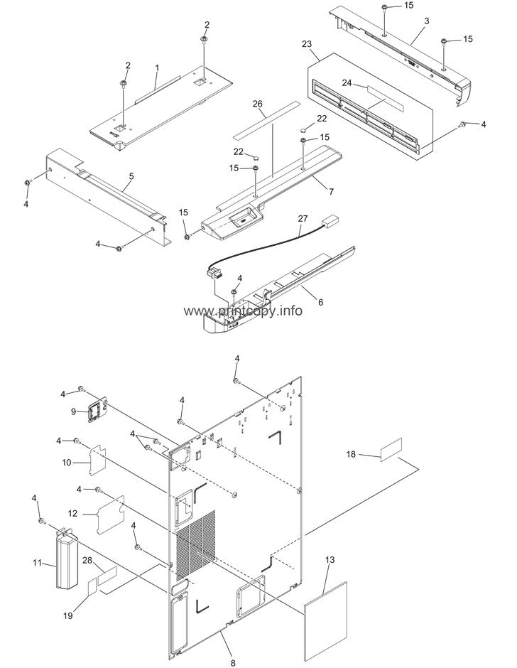 Parts Catalog > Toshiba > e-Studio 307 > page 2