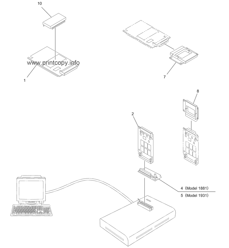Parts Catalog > Toshiba > e-Studio 287CS > page 19